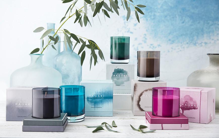 Duft im Glas