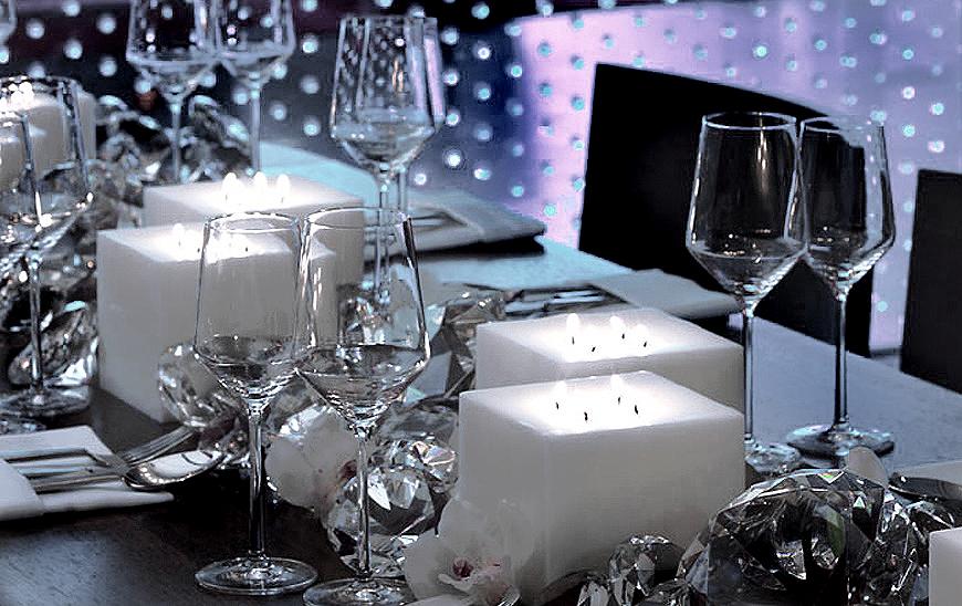 Mehrdocht Kerzen