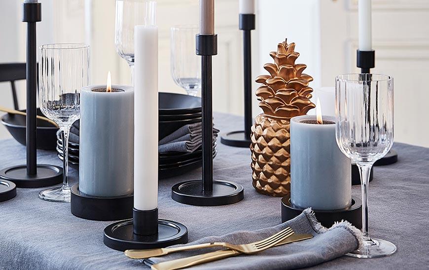 engels objektkerzen. Black Bedroom Furniture Sets. Home Design Ideas